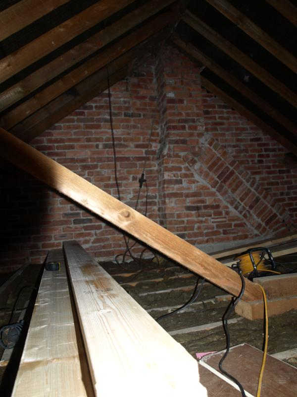 Bambridge Loft Conversions Attic Conversion The Process