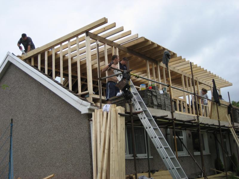Bambridge Loft Conversions - Flat Dormer Conversion - The ...