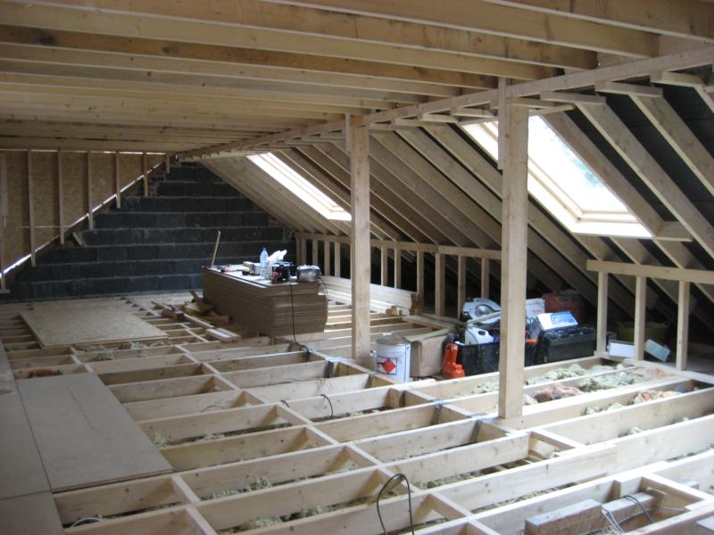Bambridge Loft Conversions Flat Dormer Conversion The