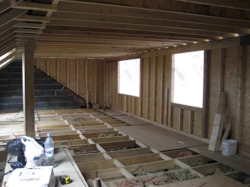 Bambridge Loft Conversions Flat Dormer Conversion The