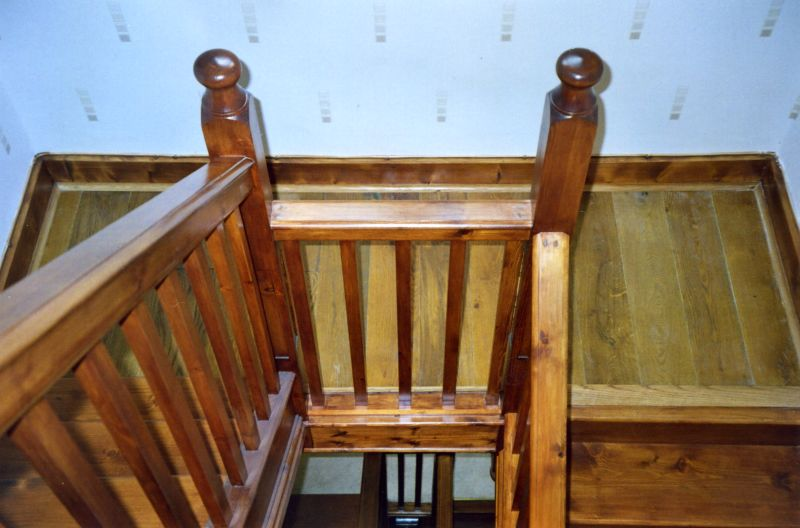 Bambridge Loft Conversions Mid Landing Stairs