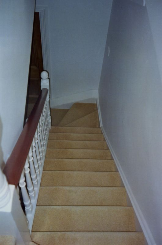 Bambridge Loft Conversions Single Kite Stairs