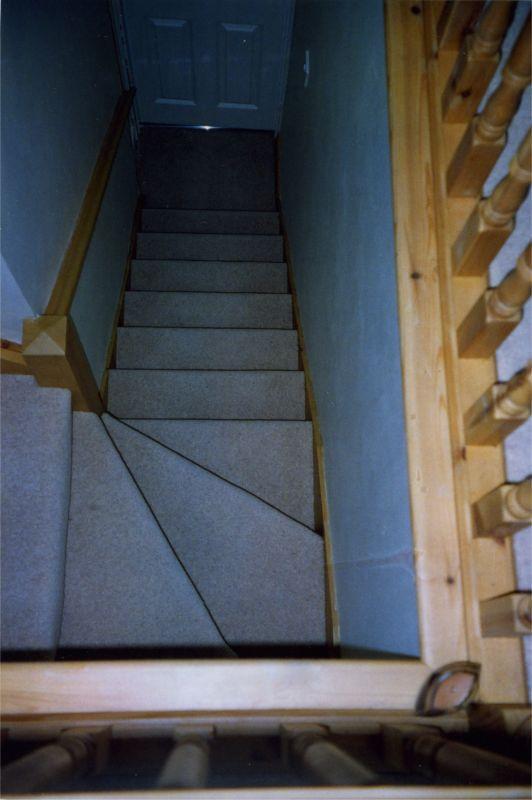 Bambridge Loft Conversions Single Kite Stairs