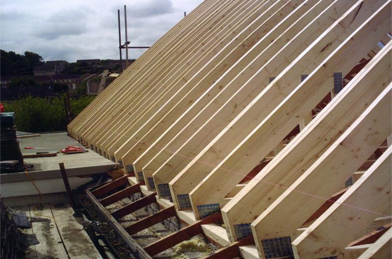 Bambridge Loft Conversions Attic Truss Conversion