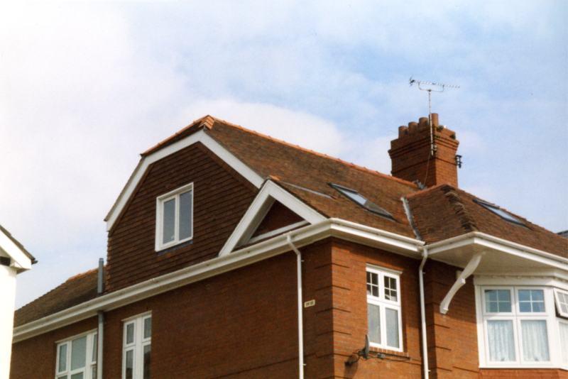 Bambridge Loft Conversions Hip End Dormer Conversion